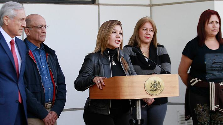 """Jueces venezolanos llegan a Chile: """"Nos obligaron a abandonar nuestro amado país"""""""