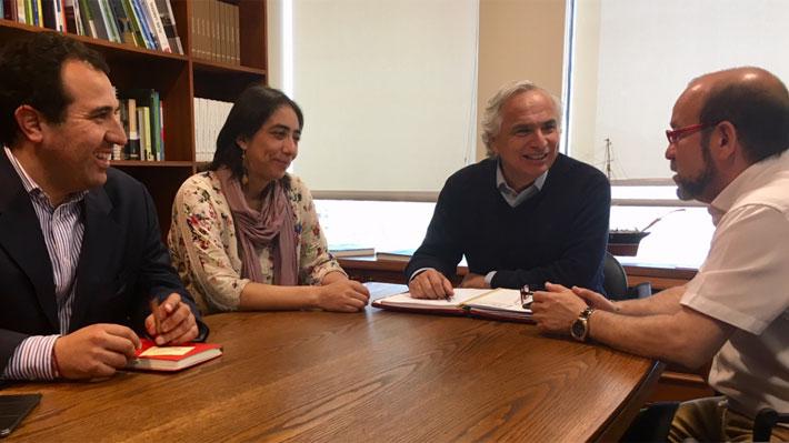 Comando de Piñera recibe al Movilh y analizan proyecto de matrimonio igualitario que está en el Congreso