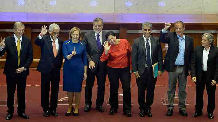 Debate presidencial Archi: Tenso foro concluye marcado por polémico gesto de Navarro y críticas a Piñera