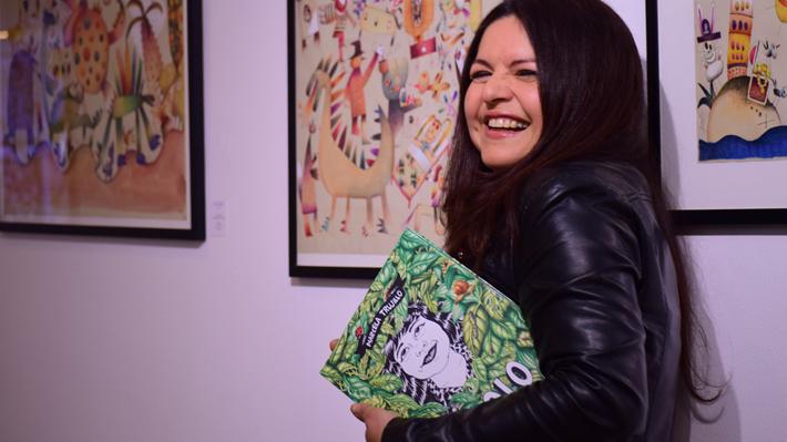 """Maliki lanza """"Ídolo"""", libro sobre su romance con un dibujante: """"En los cómics, las mujeres exploramos nuestro inconsciente"""""""