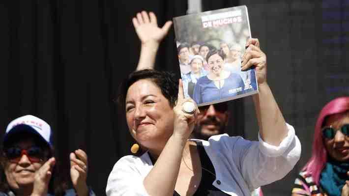 Salud, trabajo, pensiones, descentralización y educación. ¿Qué te parecen los pilares del programa de gobierno presentado por Beatriz Sánchez?