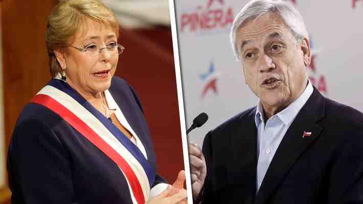 ¿Legado, relato o ambos? La discusión que se abre por los gobiernos de Bachelet y Piñera con miras a las presidenciales.