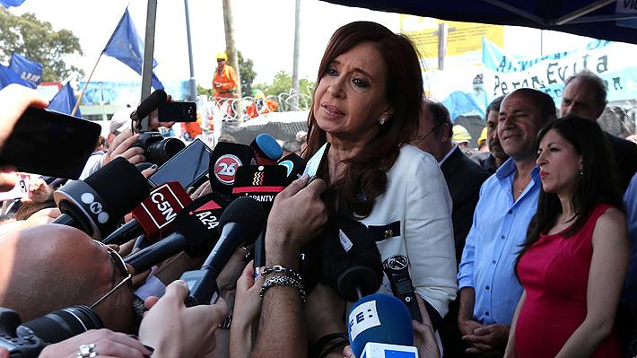 Cristina Fernández declara por caso AMIA y niega encubrimiento a autores de atentado