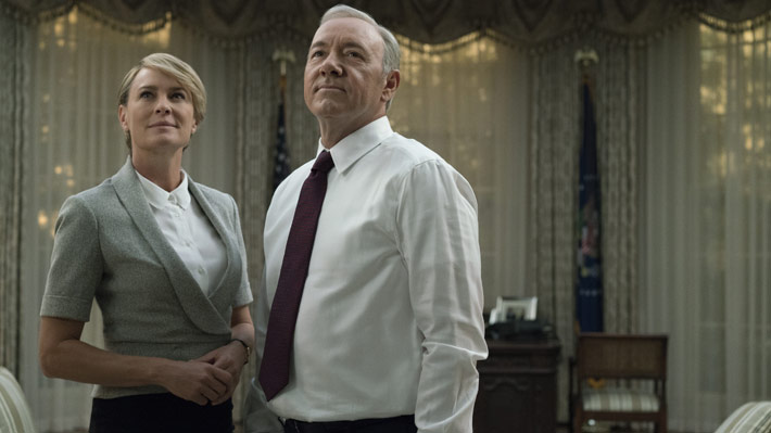 "En medio de la acusación contra Kevin Spacey, Netflix anuncia el final de ""House of Cards"""