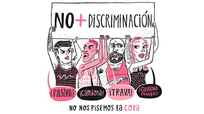 """Dibujante activista OyeMathias lanza su primer libro: """"Muchos piensan que el machismo solo afecta a las mujeres"""""""