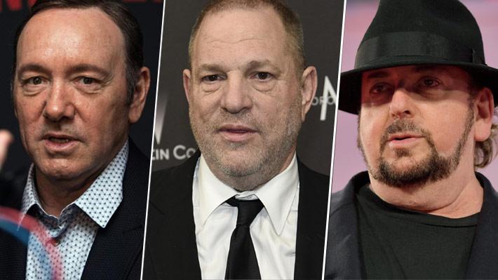 Harvey Weinstein fue el comienzo: A un mes del escándalo sexual que reveló una ola de abusos en Hollywood
