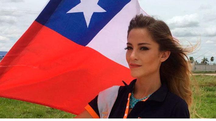 Quién es Valentina Schnitzer, la modelo chilena que causó polémica por respaldar demanda marítima boliviana