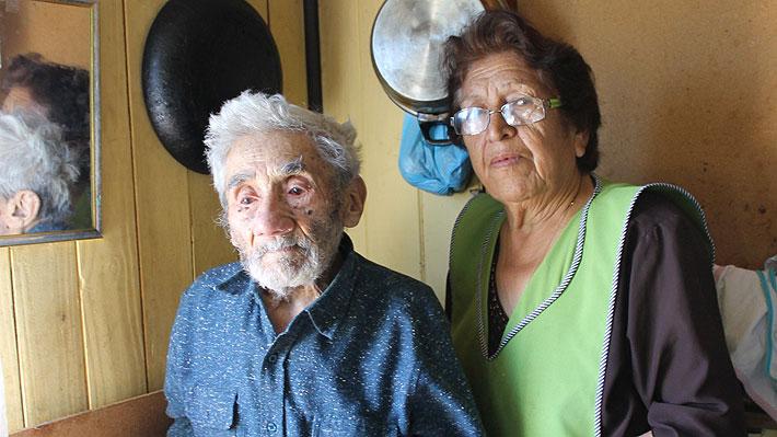 Medio inglés destaca historia del chileno Celino Villanueva y plantea que es el hombre más longevo del mundo