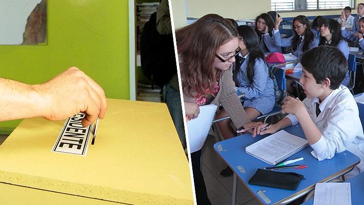 Estudio internacional revela que escolares chilenos tienen bajo conocimiento en temas cívicos