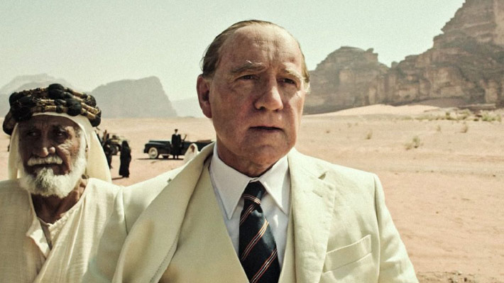 Kevin Spacey es borrado de todas las escenas de la nueva cinta de Ridley Scott a un mes de su estreno