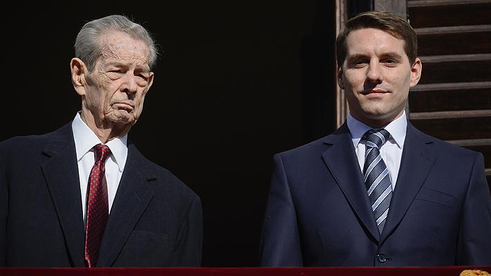 Casa Real rumana sale a dar explicaciones por agresivo comportamiento del único nieto del ex rey Miguel
