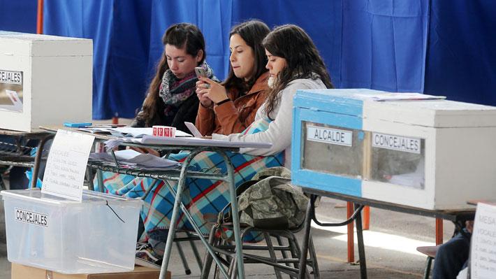 Gobierno aumenta en 24% el transporte gratuito para las elecciones en relación con 2013
