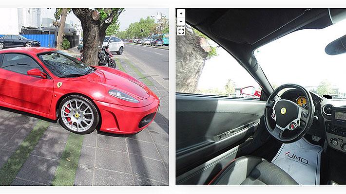 Joven emprendedor busca revolucionar la venta de autos usados con tecnología 360°