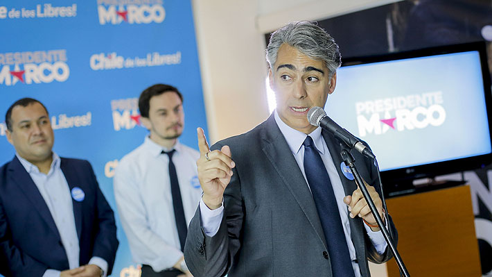 SQM: Tribunal accede a levantar el secreto bancario de Marco Enríquez-Ominami