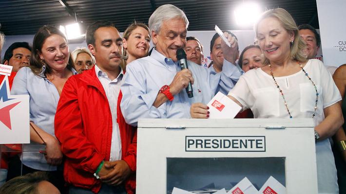 """Piñera a Guillier: """"¿Qué te pasa Alejandro? Parece que la amargura y odiosidad del PC se han tomado tu alma"""""""