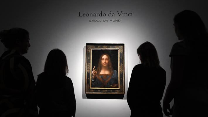 """Salvator Mundi"" la obra de arte más cara de la historia provoca dudas de haber sido pintada por Leonardo da Vinci"