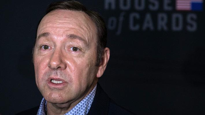 Teatro londinense donde trabajó Kevin Spacey recibe 20 quejas de acoso contra el actor