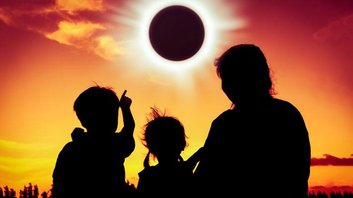 Resultado de imagen de eclipse total de sol 2019 chile