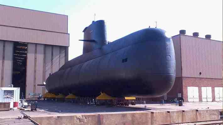 El ARA San Juan, el submarino argentino desaparecido. ¿Cómo ves el hecho?