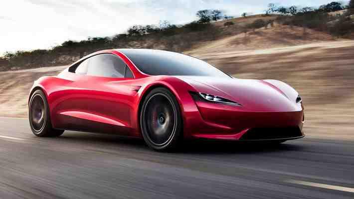 El más rápido del mundo: El próximo deportivo de Tesla llega a los 100 km/h en 1,9 segundos