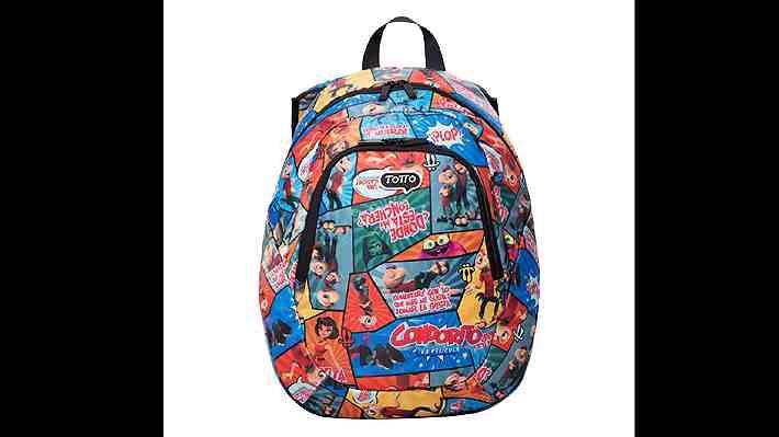 "¡CONCURSO! ¿Te gusta Condorito? Gánate una mochila del popular ""pajarraco"" creado por ""Pepo"""