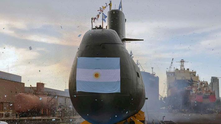 Papa Francisco envía mensaje al obispo para las Fuerzas Armadas argentinas por desaparición de submarino