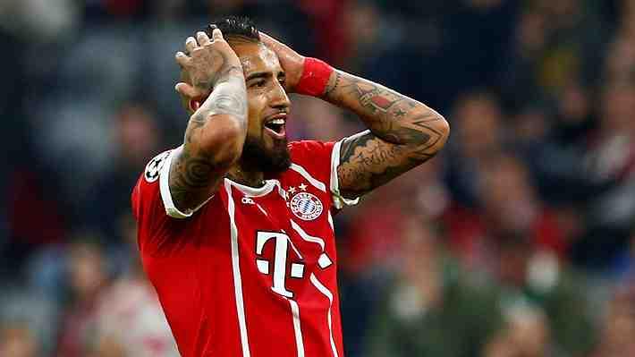 """Técnico del Bayern reconoce que """"retó"""" a Arturo Vidal y revela por qué lo tenía en la banca"""