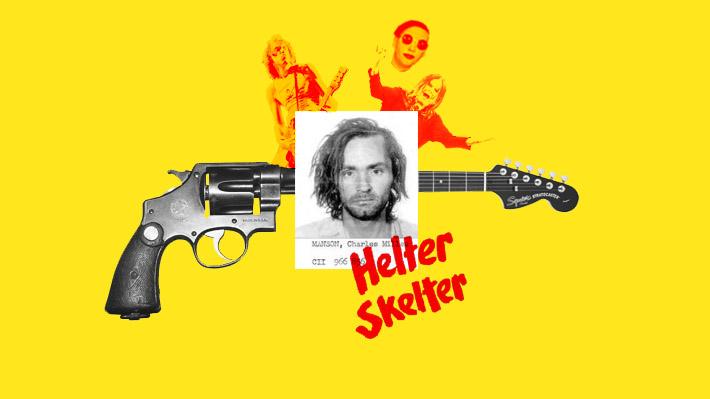 """""""Helter Skelter"""", el poder de las sectas y una base de inspiración: Charles Manson en la cultura pop de Estados Unidos"""