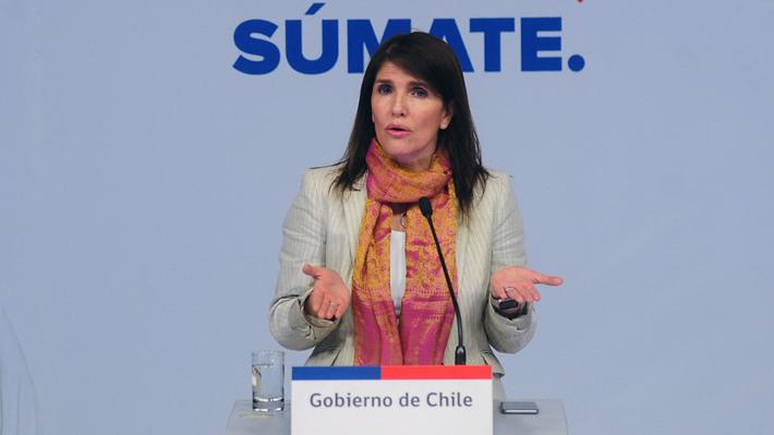 Vocera de Gobierno recuerda a Piñera el respaldo que dio a Matthei mientras era Presidente