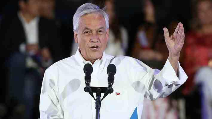 """Piñera destaca resultado de Sánchez y espera conquistar """"corazones de una mayoría"""". ¿Qué crees: lo logrará?"""
