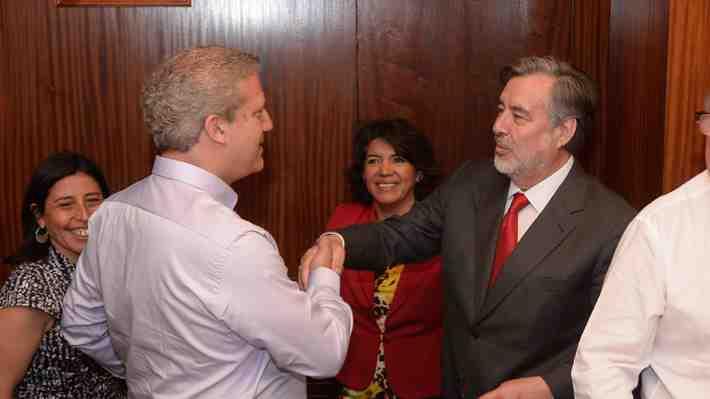¿Qué opinas de la reaparición de Rincón?: Presionó salida de Goic y participó en reunión con Guillier