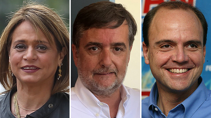El nuevo mapa del poder en Chile Vamos tras la reconfiguración de las fuerzas parlamentarias