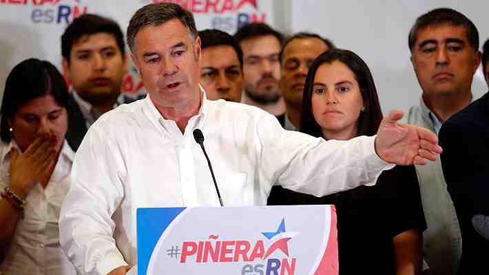"""Ossandón tras apoyo a Piñera: """"No estoy con él por lindo, estoy con él por Chile"""". ¿Cómo lo ves?"""