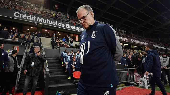 """Polémica en Francia: A Bielsa le habrían negado entrada al club y buscan cómo """"deshacerse"""" de él"""