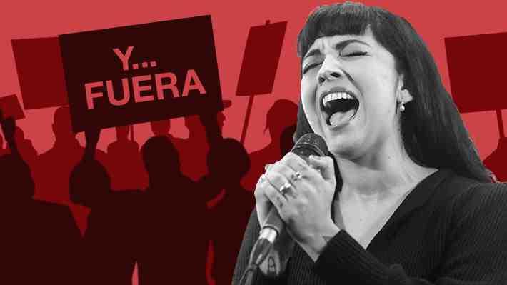 Llaman a marchar contra Mon Laferte en México. ¿Qué opinas?