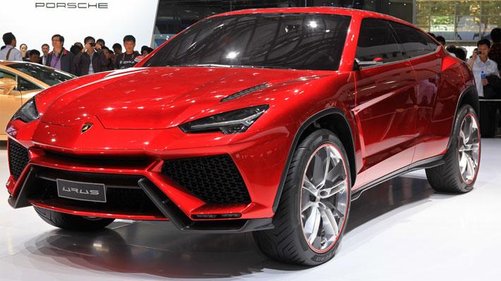 El más rápido del segmento: El primer SUV de Lamborghini alcanzará los 100 km/h en 3,7 segundos