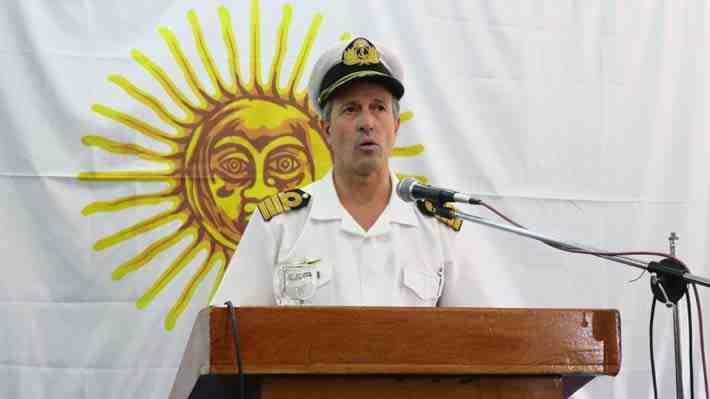 """Armada argentina por ARA San Juan: """"No hay ningún indicio de algún ataque al submarino"""""""