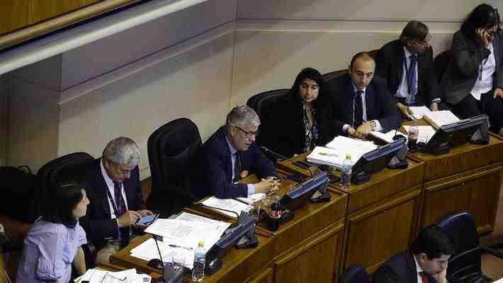 Senado despacha Ley de Presupuesto 2018: Glosa de gratuidad fue aprobada de forma unánime