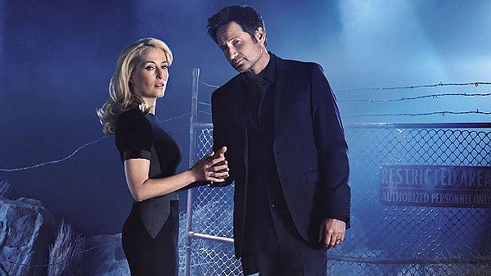 """Nueva temporada de """"The X-Files"""" ya tiene fecha de estreno en Chile"""