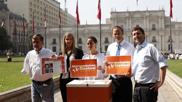 Con buzones y portal para denuncias: Chile Vamos busca combatir supuesto intervencionismo del Gobierno