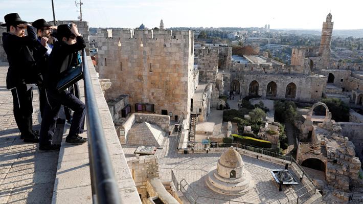 Palestinos llaman a Estados Unidos a no reconocer a Jerusalén como capital de Israel