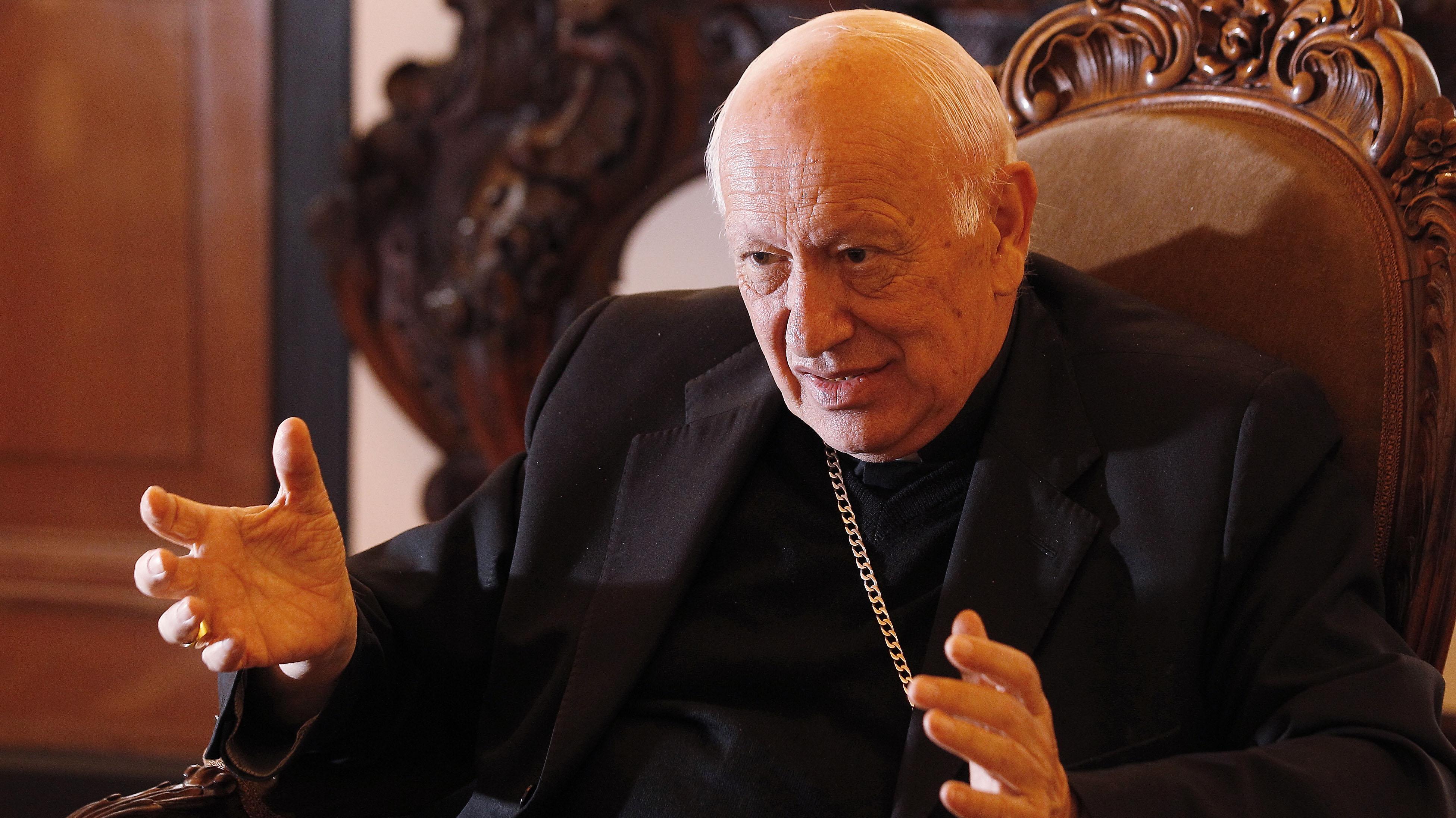 Cardenal Ezzati Se Une A Petición De Feriado En Santiago Por Visita