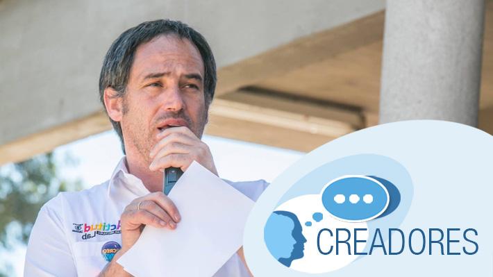 #Creadores: Sebastián Errázuriz, motivando a la innovación desde el aula
