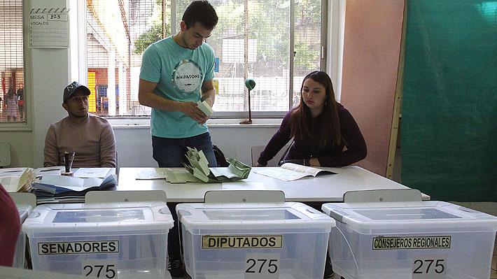 """Presidente del Servel ante acusación de votos marcados: """"No hay ninguna denuncia específica"""""""
