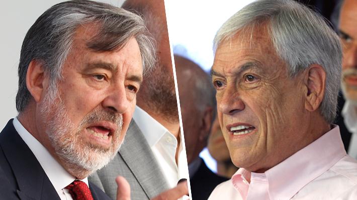 """Guillier califica dichos de Piñera sobre votos marcados como """"una infamia contra Chile"""""""