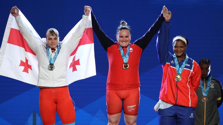Otra campeona mundial para Chile: María Fernanda Valdés ganó medalla de oro en EE.UU.