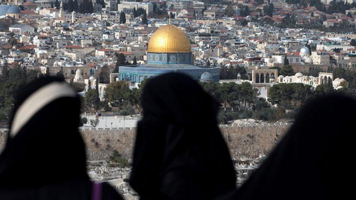 Posibilidad de que EE.UU. reconozca Jerusalén como capital israelí preocupa al mundo islámico y europeo