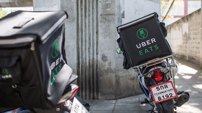 Requisitos para uber eats chile