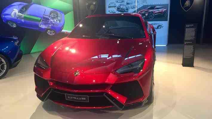 """Así es la nueva """"bestia"""" de Lamborghini que costaría más de $130 millones"""