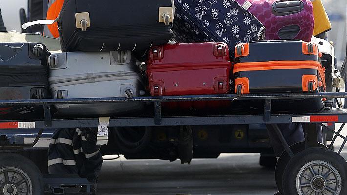 Latam defiende su actuar en caso de maleta cambiada por una con droga